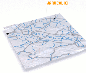 3d view of Januzovići