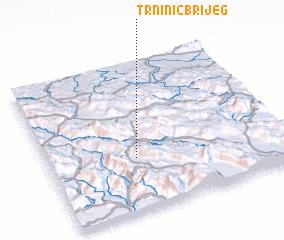 3d view of Trninić-Brijeg