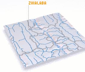 3d view of Zikalaba