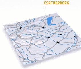 3d view of Csatherberg