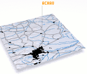 3d view of Achau