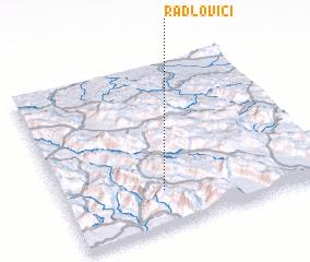 3d view of Radlovići