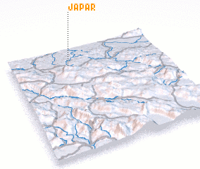 3d view of Japar