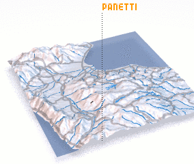 3d view of Panetti
