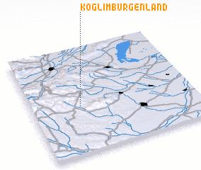 3d view of Kogl im Burgenland