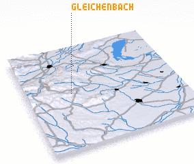 3d view of Gleichenbach