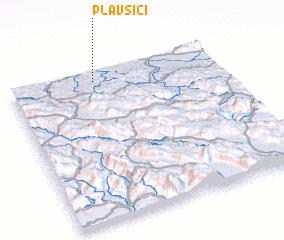 3d view of Plavšići