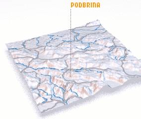 3d view of Podbrina