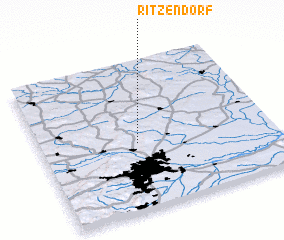 3d view of Ritzendorf