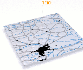 3d view of Teich