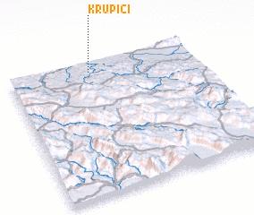3d view of Krupići