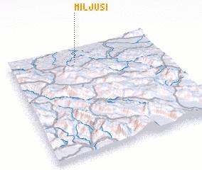 3d view of Miljuši