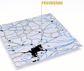 3d view of Freudenau