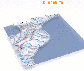 3d view of Placanica