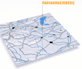3d view of Maria am Weinberg