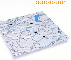 3d view of Deutschschützen