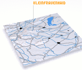 3d view of Kleinfrauenhaid