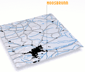 3d view of Moosbrunn