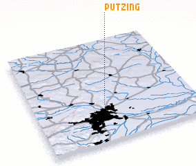 3d view of Putzing