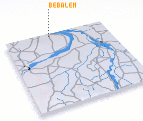 3d view of Bebalem