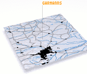 3d view of Garmanns
