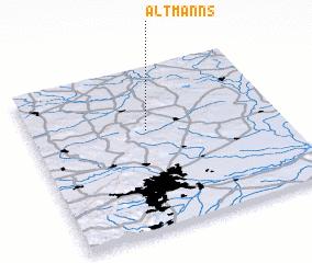 3d view of Altmanns
