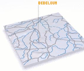3d view of Bebeloum