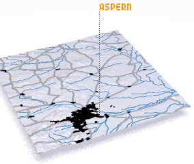 3d view of Aspern