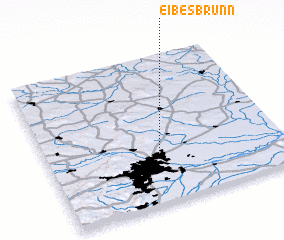 3d view of Eibesbrunn