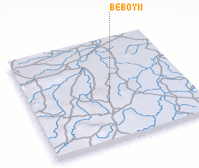 3d view of Beboy II