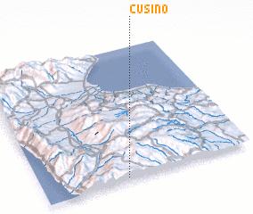 3d view of Cusino