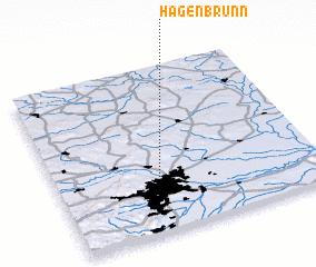 3d view of Hagenbrunn