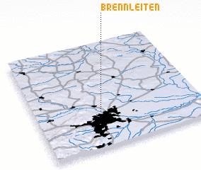 3d view of Brennleiten