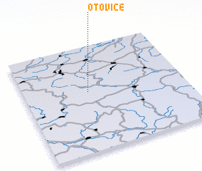 3d view of Otovice