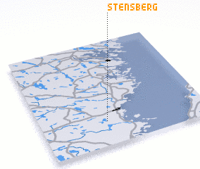 3d view of Stensberg
