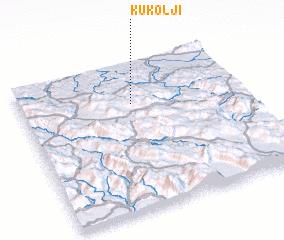 3d view of Kukolji