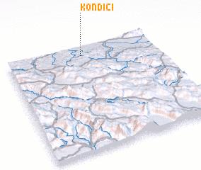 3d view of Kondići