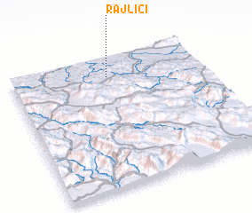 3d view of Rajlići