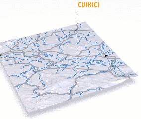 3d view of Cvikići