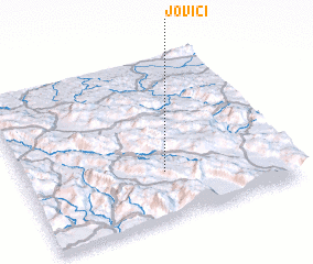 3d view of Jovići