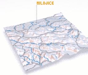 3d view of Milojice