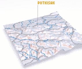 3d view of Potkisak