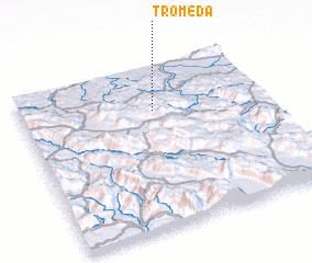 3d view of Tromeđa