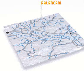 3d view of Palančani