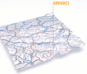 3d view of Grkovci