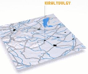 3d view of Királyvölgy