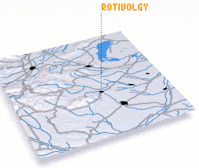 3d view of Rőtivölgy