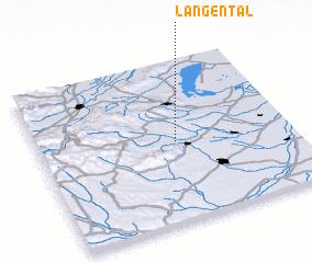 3d view of Langental