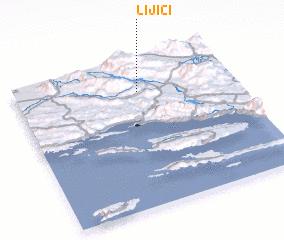 3d view of Lijići