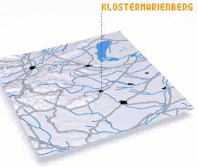 3d view of Klostermarienberg